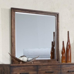 Crown Mark Cranston Dresser Mirror