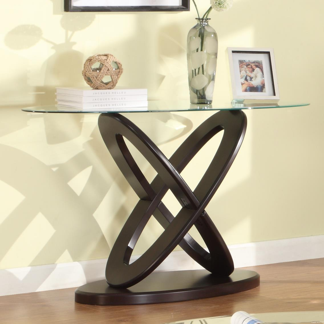 Crown Mark Cyclone Sofa Table - Item Number: 4235-05