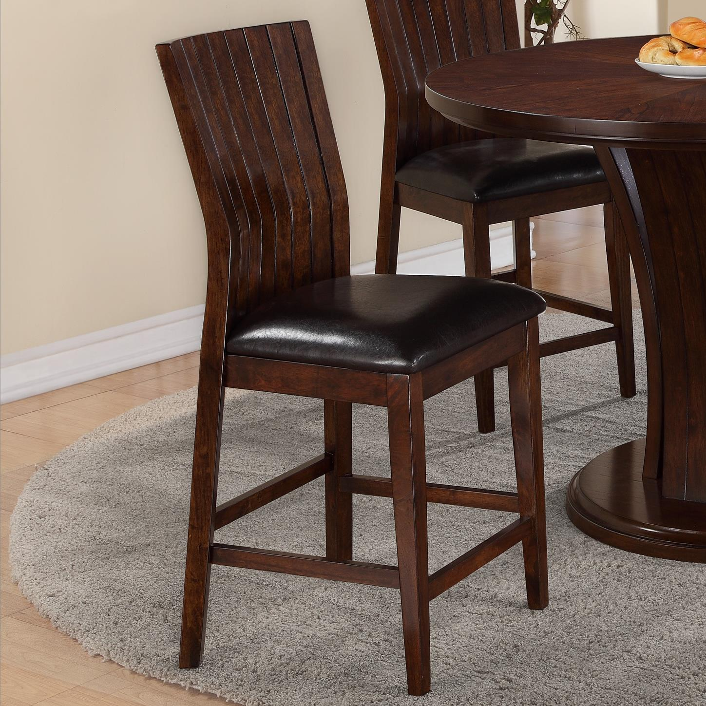 Crown Mark Daria Dining Bar Stool - Item Number: 2734S-24-ESP