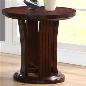 Crown Mark Daria End Table