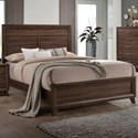 Crown Mark Darryl Full Bed - Item Number: B6930-F-HBFB+FT-RAIL