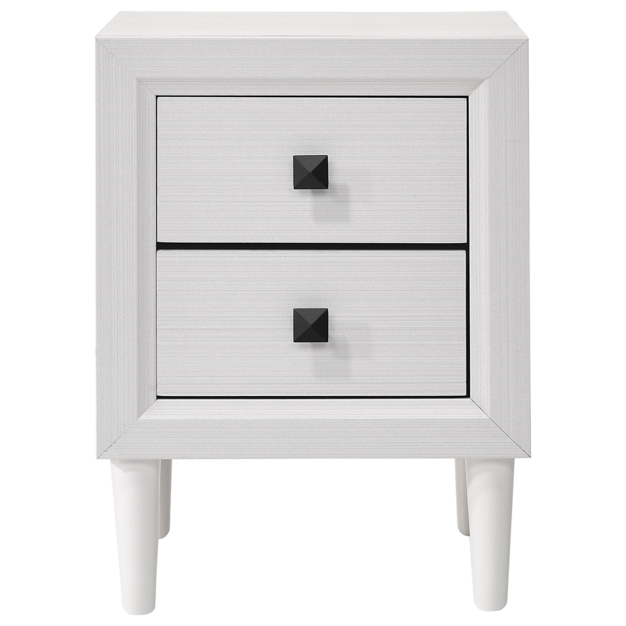 Deandra Nightstand by Crown Mark at Northeast Factory Direct