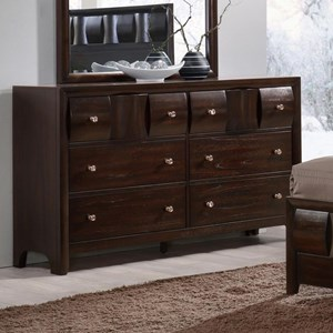 Crown Mark Delrey Dresser