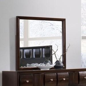 Crown Mark Delrey Dresser Mirror