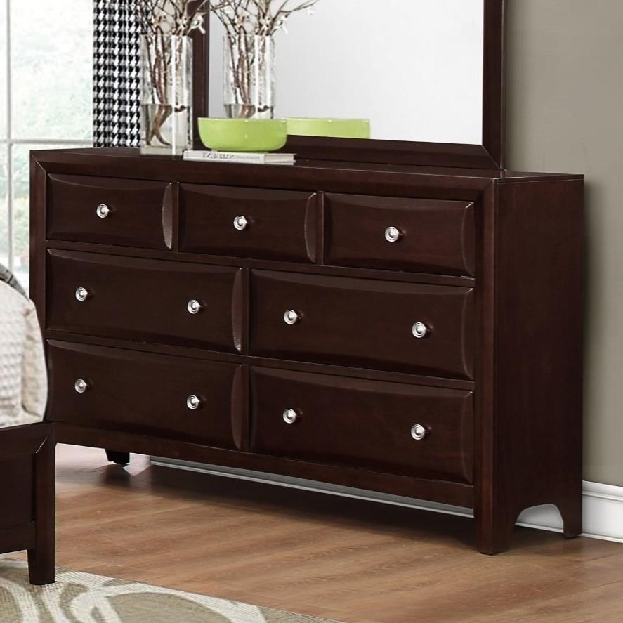 Crown Mark Donovan Dresser - Item Number: B5800-1