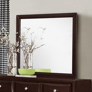 Crown Mark Donovan Dresser Mirror