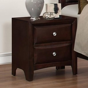 Crown Mark Donovan Nightstand