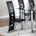 Crown Mark Echo Side Chair - Item Number: 1170S