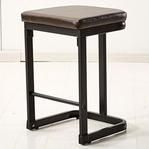 Crown Mark Eli Counter Height Stool