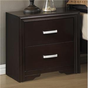 Crown Mark Elijah Night Stand