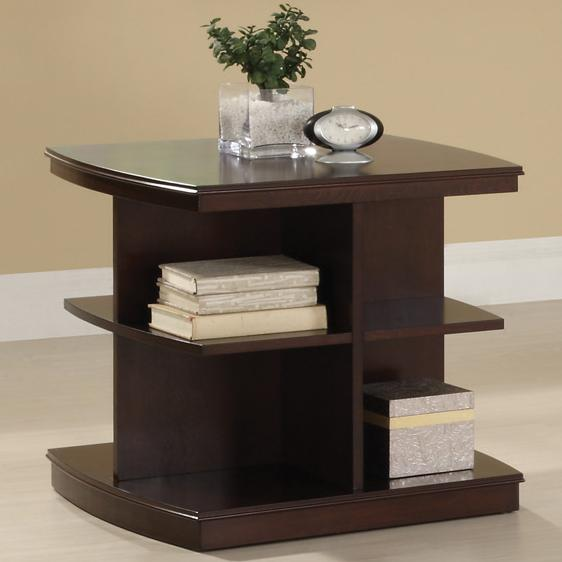 Crown Mark Ella End Table - Item Number: 4168-02
