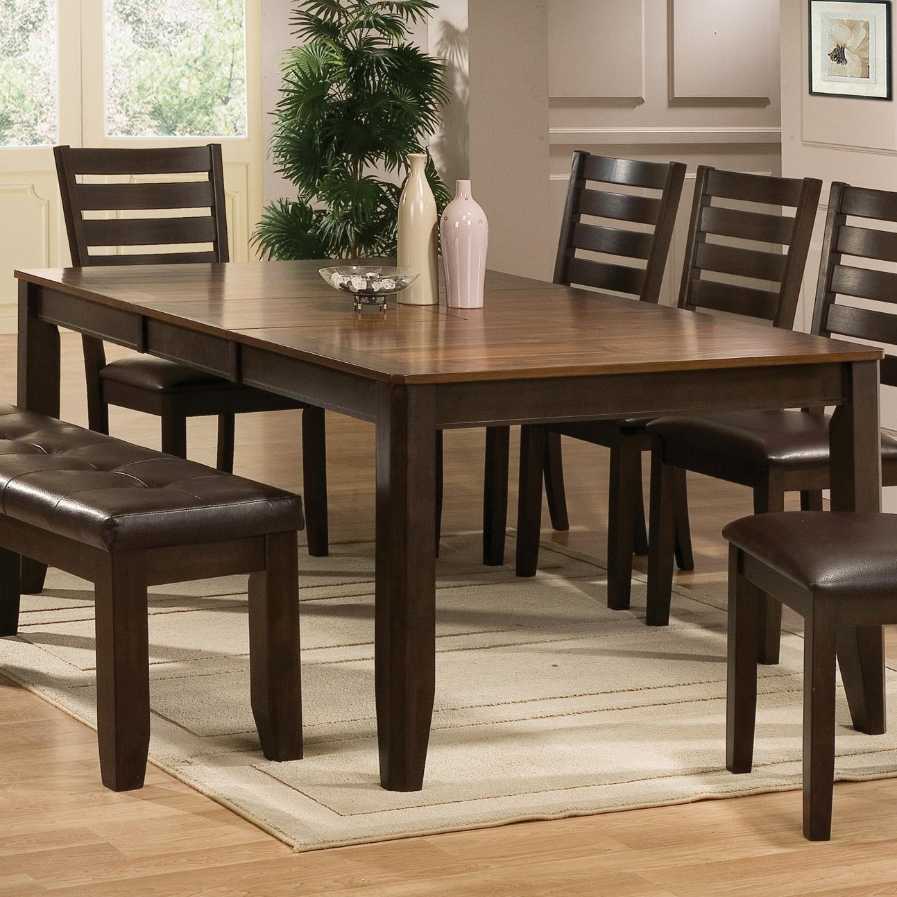 Crown Mark Elliott Dining Table - Item Number: 2328T-4272