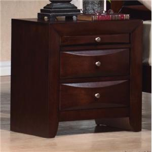 Crown Mark Emily Night Stand
