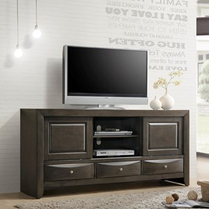 Crown Mark Emily TV Stand