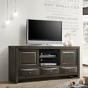 Crown Mark Emily TV Stand - Item Number: B4270-7