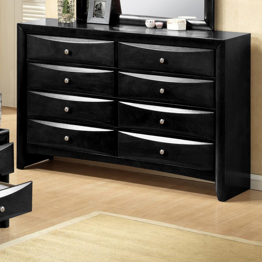 Crown Mark Emily Contemporary Dresser - Item Number: B4280-1