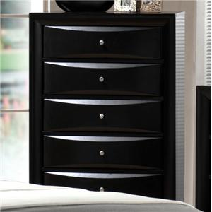 Crown Mark Emily Chest of Drawers