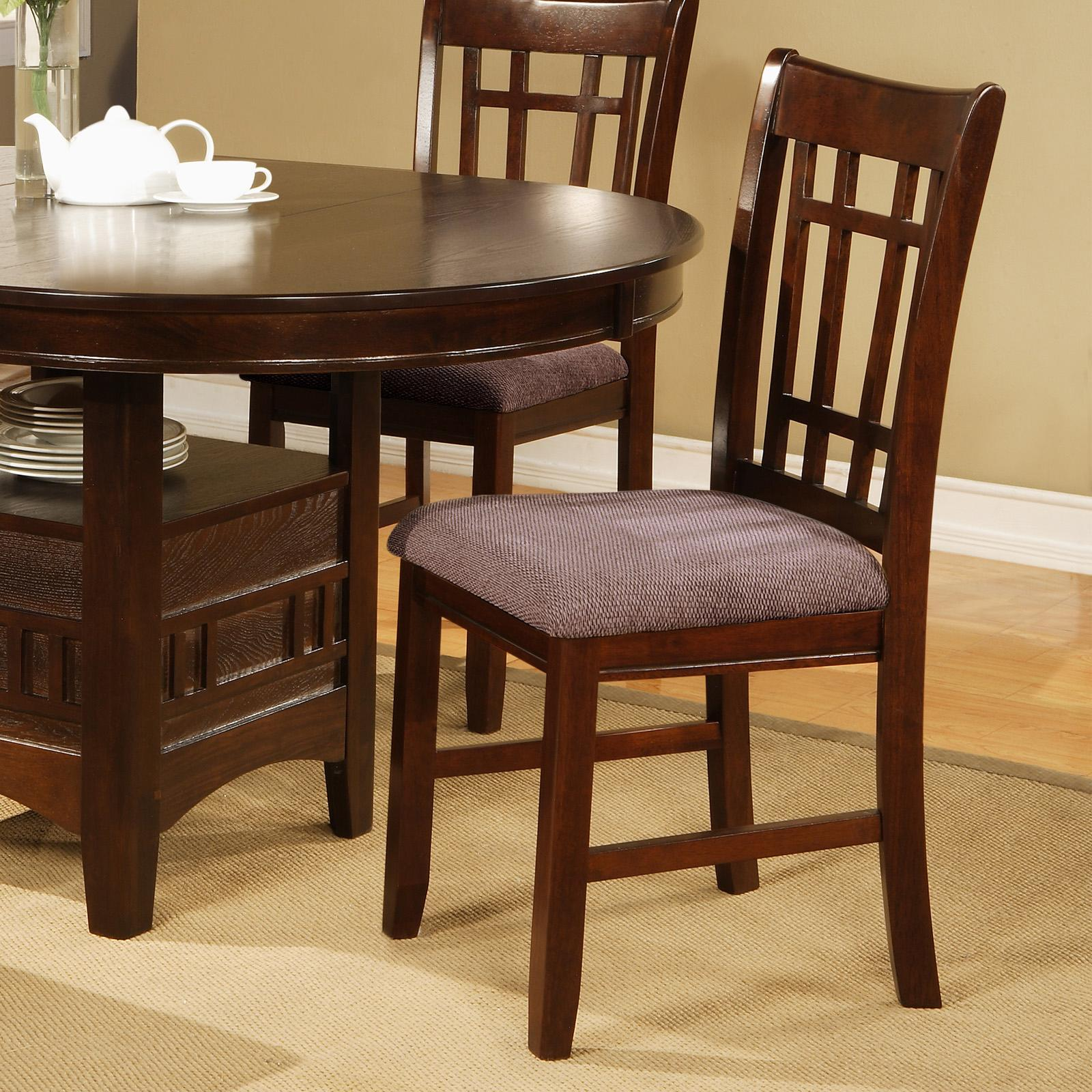 Crown Mark Empire Dining Side Chair - Item Number: 2155S