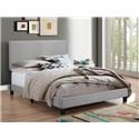 Crown Mark 5271GY KING PLATFORM BED - Item Number: 5271GY-F
