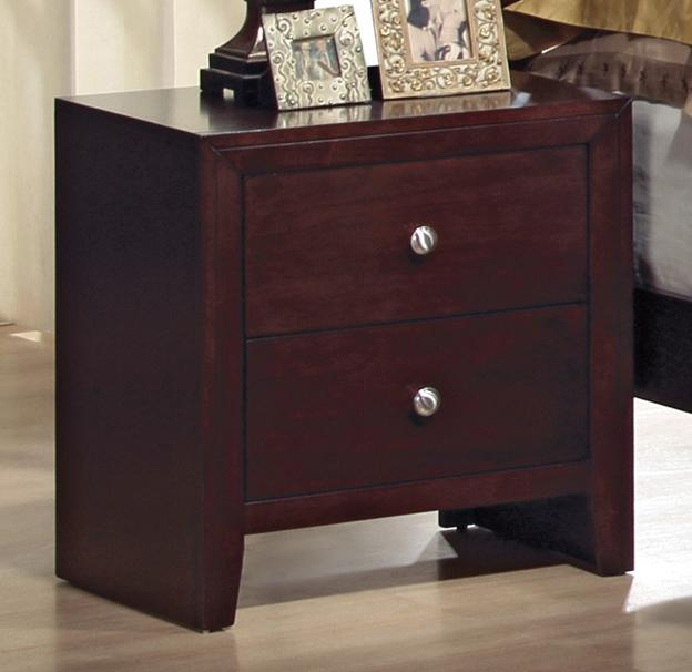 Crown Mark Evan Night Stand                    - Item Number: B4700-2
