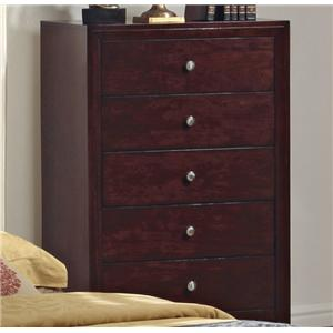 Crown Mark Evan Chest                          - B4700-4