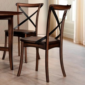 Crown Mark Farris Dining Side Chair
