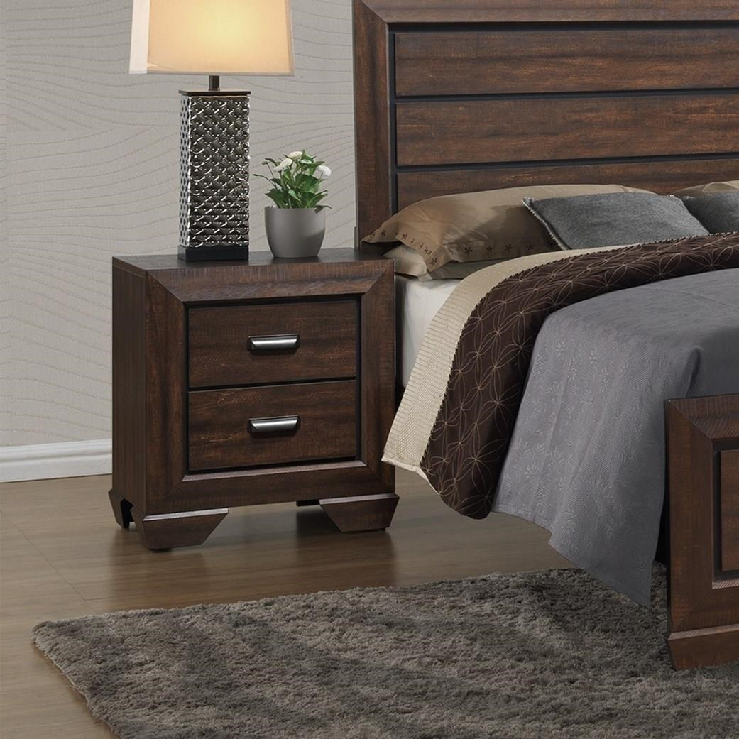 Farrow Nightstand by Crown Mark at Northeast Factory Direct