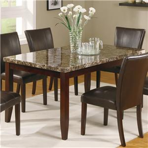 Crown Mark Ferrara Dining Table