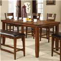 Crown Mark Figaro Counter Height Table - Item Number: 2701T-4278