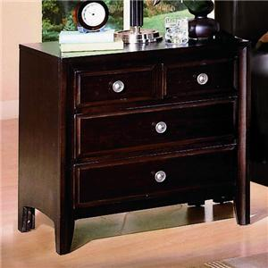 Crown Mark Flynn Night Stand