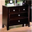 Crown Mark Flynn Night Stand - Item Number: B6202