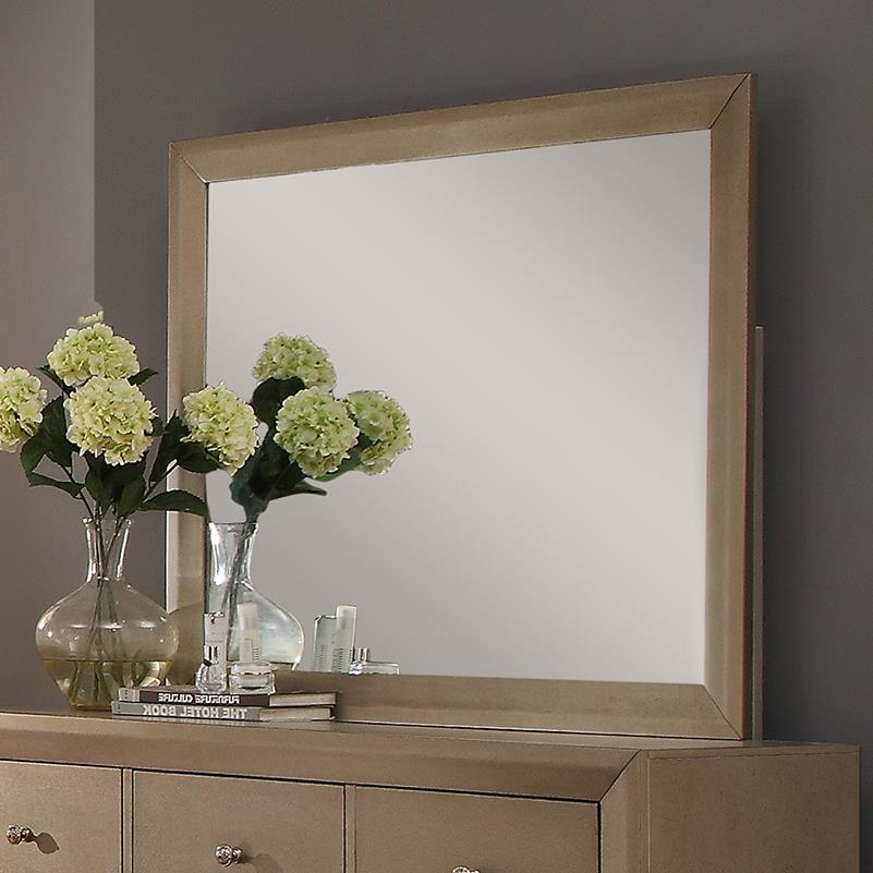 Crown Mark Fontaine Mirror - Item Number: B1700-11