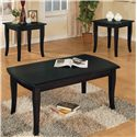 Crown Mark Fremont Cocktail and End Tables Set - Item Number: 4330SET-ESP