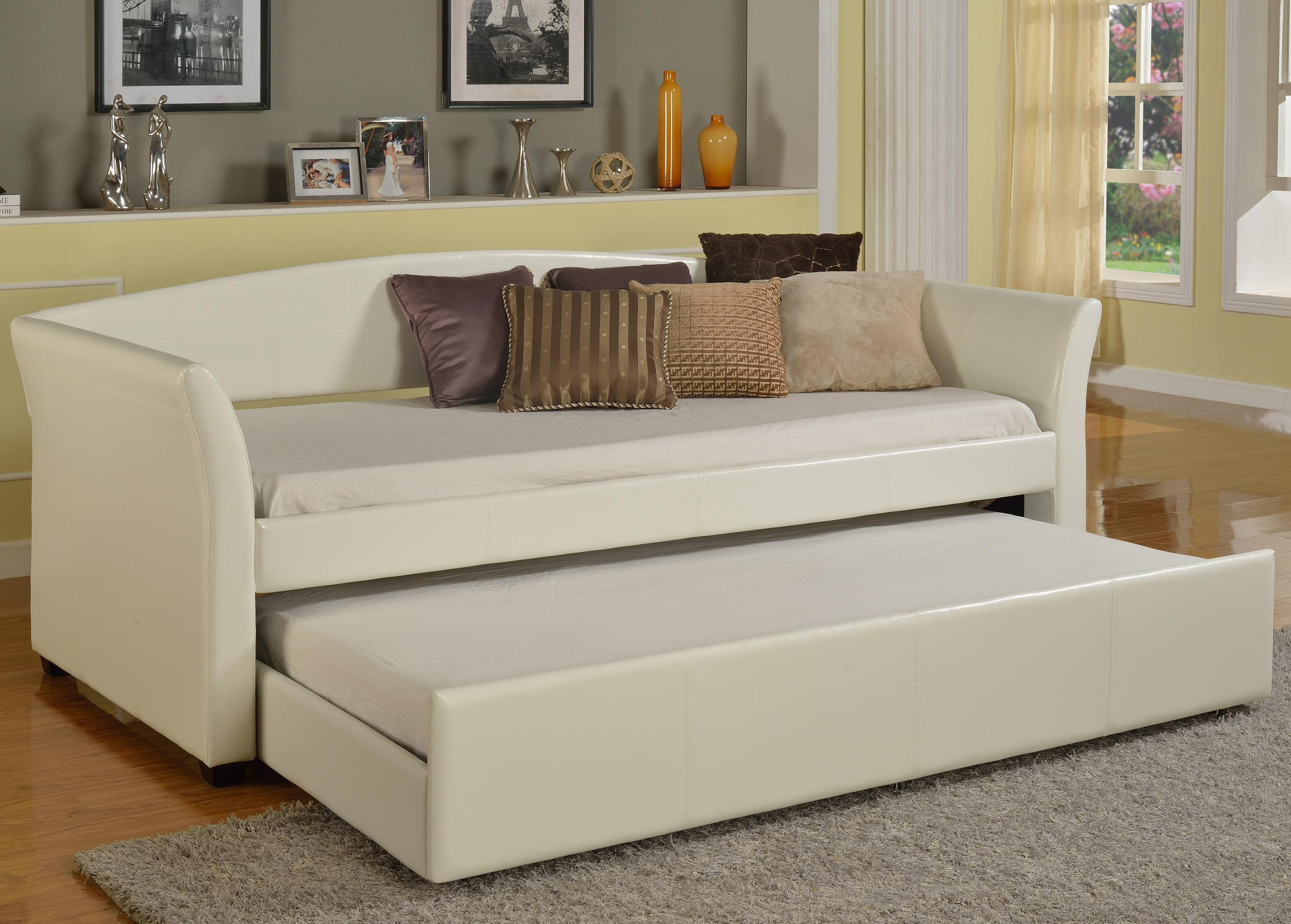 Crown Mark Futons & Daybeds Daybed - Item Number: 4525WH