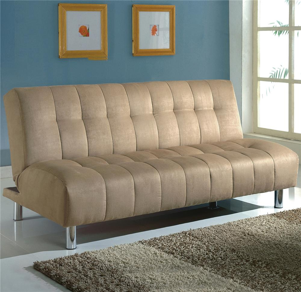 Crown Mark Futons & Daybeds Adjustable Sofa - Item Number: 5230