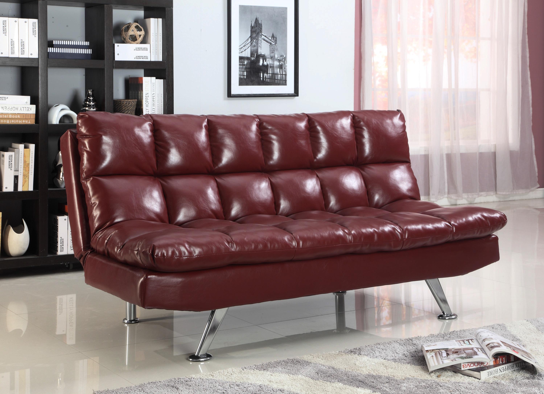 Crown Mark Futons & Daybeds Adjustable Sofa - Item Number: 5250-WN