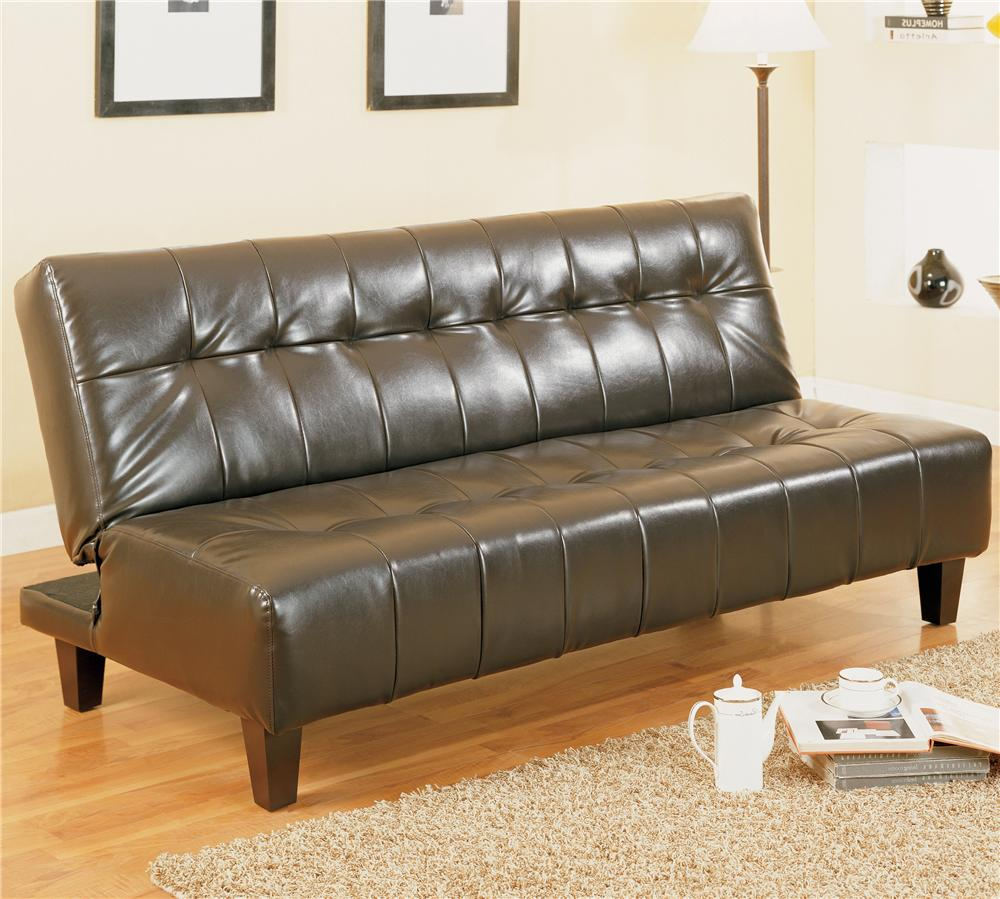 Crown Mark Futons & Daybeds Adjustable Sofa - Item Number: 5260