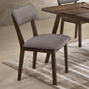 Crown Mark Gina Side Chair - Item Number: 2247S