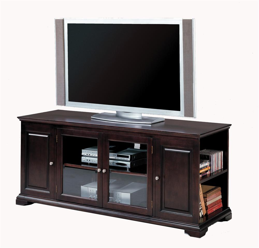 Crown Mark Harris 62 Inch TV Unit - Item Number: 4814-ESP