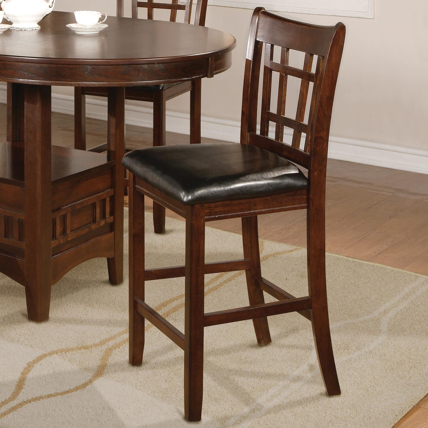 Crown Mark Hartwell Counter Height Chair - Item Number: 2795S-24
