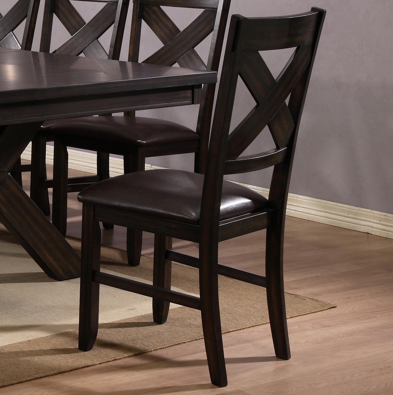 Crown Mark Havana Side Chair - Item Number: 2335S