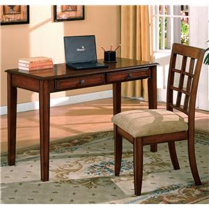 Crown Mark Hawthorne  Desk and Chair Set