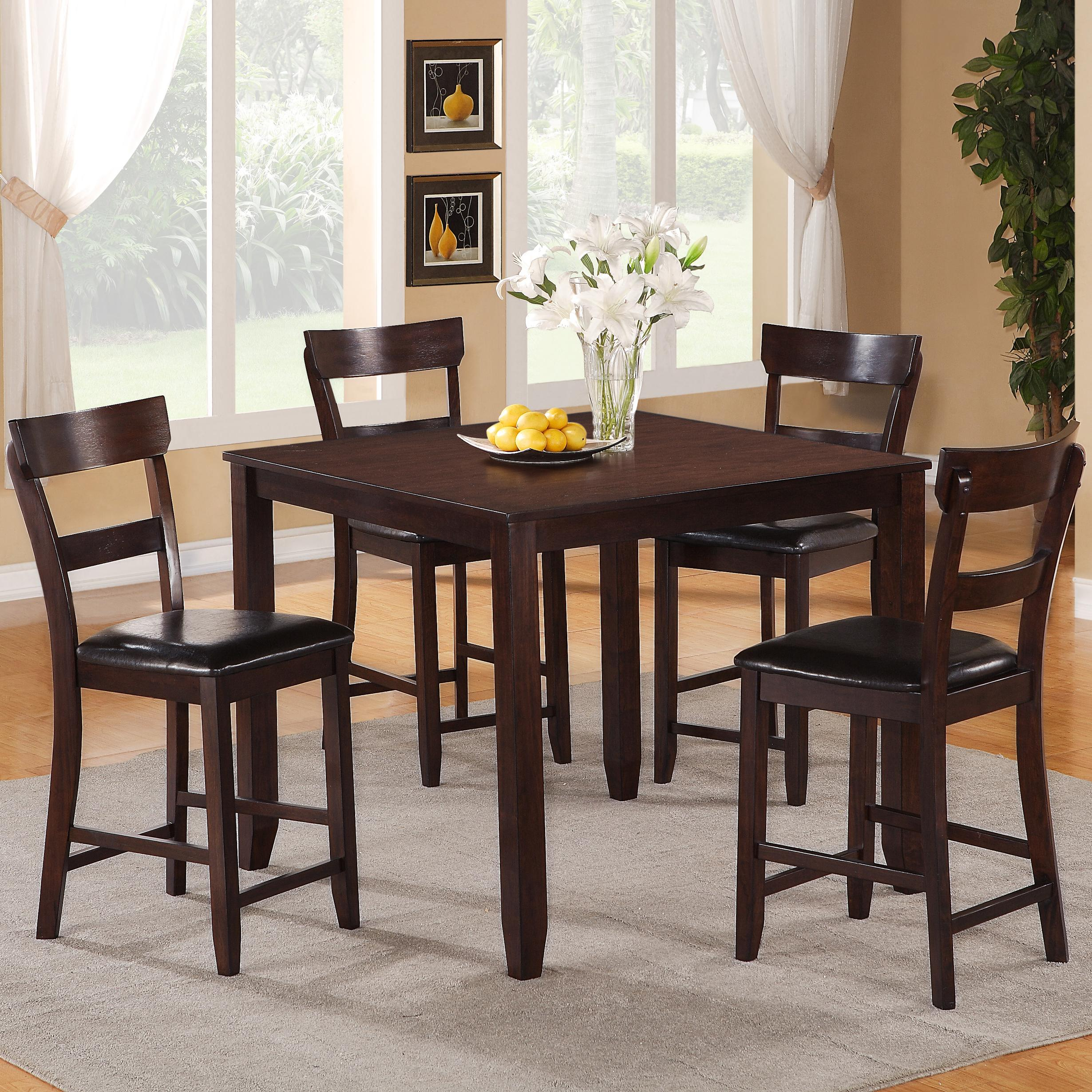 Crown Mark Henderson 5 Piece Pub Set - Item Number: 2754