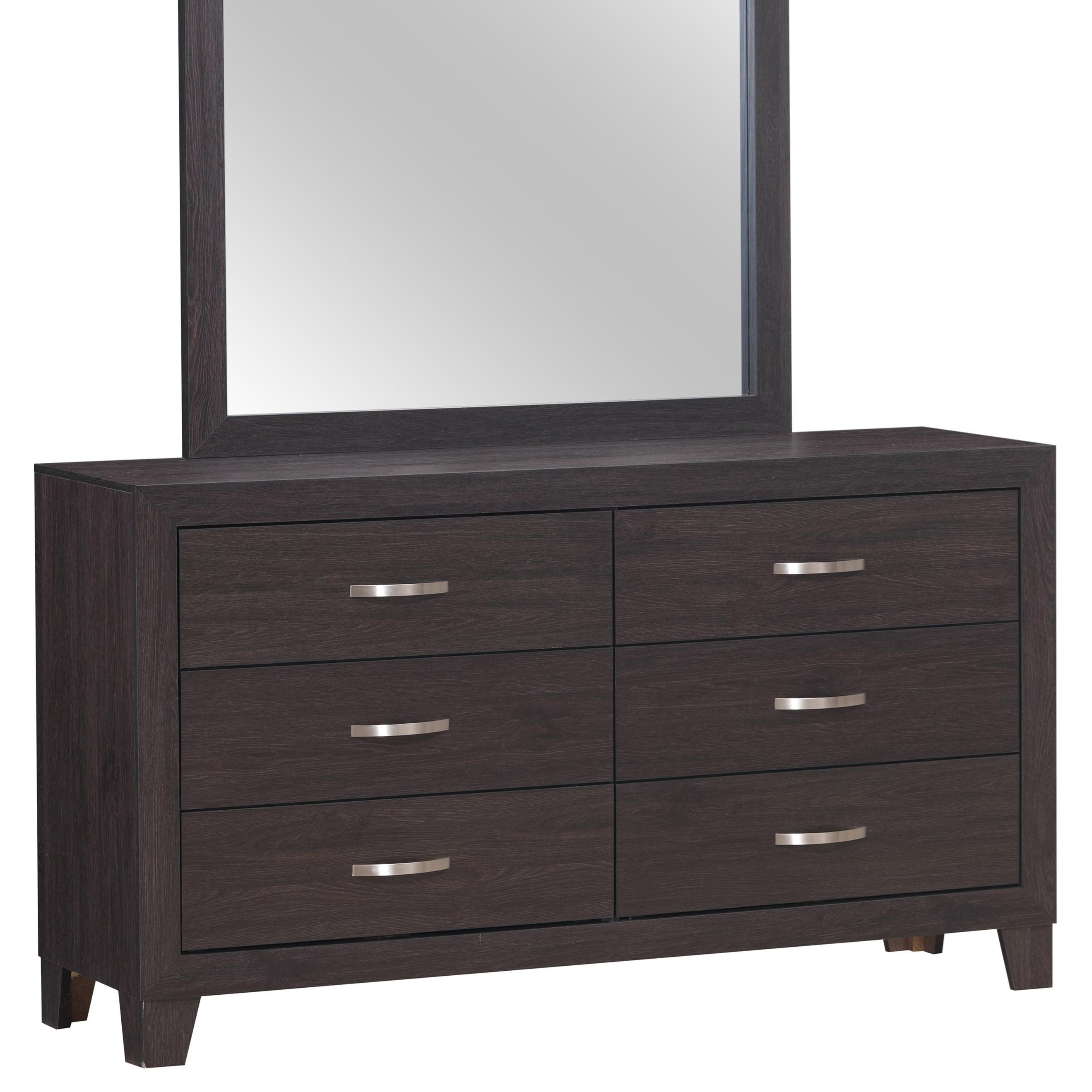 Hopkins Dresser by Crown Mark at Northeast Factory Direct