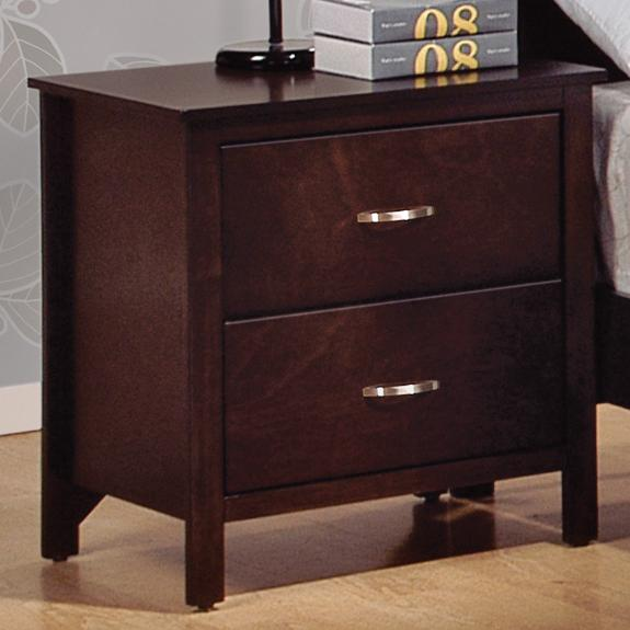 CM Ian Night Stand                     - Item Number: B7300-2