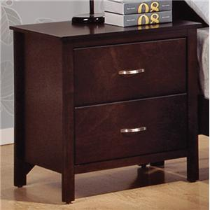 Crown Mark Ian Night Stand