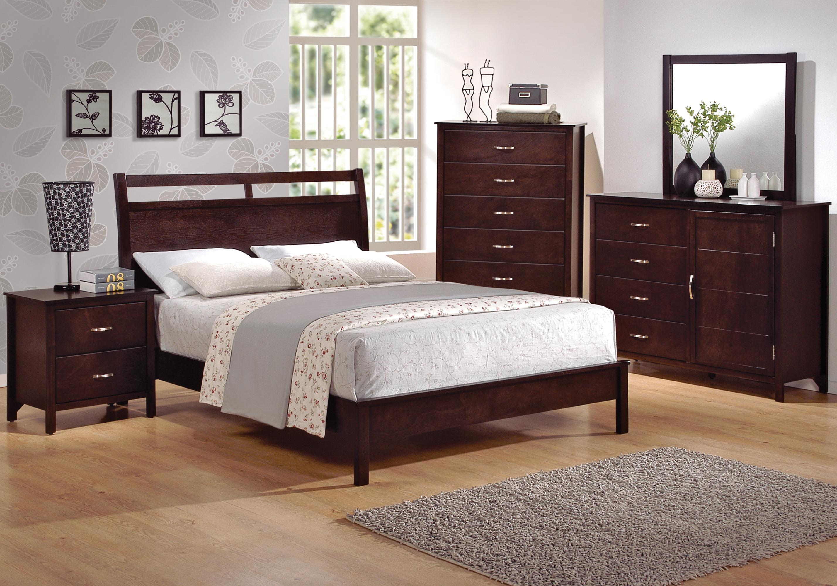 Crown Mark Ian B7300-Sale Queen 6 piece set | Del Sol Furniture ...