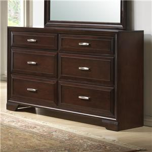 Crown Mark Jacob Dresser