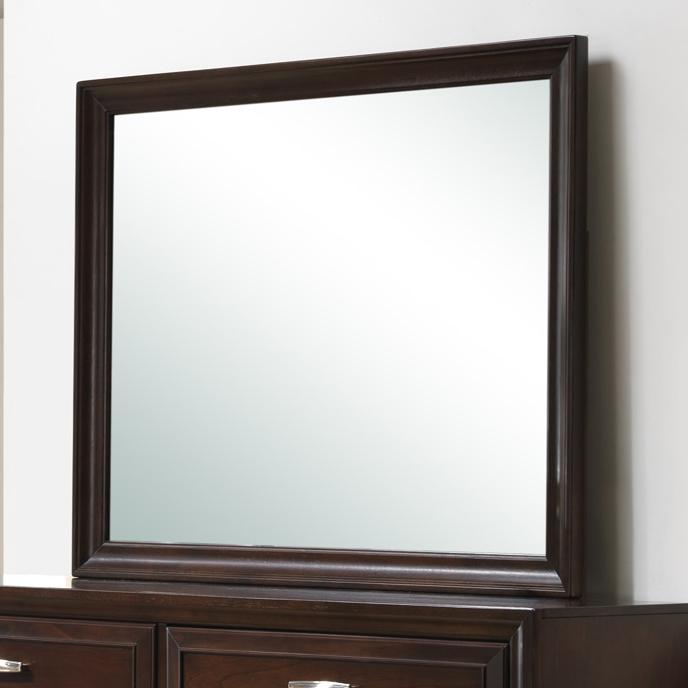 Crown Mark Jacob Mirror - Item Number: B6510-11