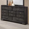 Crown Mark Jaymes Dresser - Item Number: B6580-1